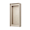 Caja AIPHONE™ GT-103HB//AIPHONE™ GT-103HB Hooded Surface Box
