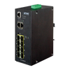 Switch Industrial PLANET™ IGS-10080MFT Gestionable Capa 2//PLANET™ IGS-10080MFT Manageable Layer 2 Industrial Switch