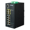 Switch Industrial PLANET™ IGS-12040MT Gestionable Capa 2//PLANET™ IGS-12040MT Manageable Layer 2 Industrial Switch