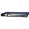 Switch Gestionable Industrial PLANET™ de 20 Puertos SFP + 4 Puertos Gigabit TP/SFP + 4 10G SFP+ - L3//PLANET™ Industrial 20-Port SFP + 4-Port Gigabit TP/SFP + 4-Port 10G SFP+ Managed Ethernet Switch - L3
