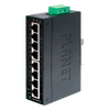 Switch Industrial PLANET™ IGS-801M Gestionable Capa 2//PLANET™ IGS-801M Manageable Layer 2 Industrial Switch