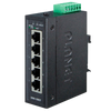 Switch Compacto Industrial PLANET™ de 5 Puertos 10/100TX//PLANET™ Industrial 5-Port 10/100TX Compact Ethernet Switch