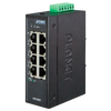 Switch Ethernet Industrial PLANET™ de 8 Puertos 10/100TX Compacto//PLANET™ Industrial 8-Port 10/100TX Compact Ethernet Switch