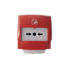 Pulsador de Alarma Rearmable KAC® con Contacto NA y Resistencia 470Ω//KAC® Resetable Alarm Push Button with NO Contact and 470Ω Resistor