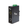 Conversor Industrial UTC™ IFS® de Gigabit Ethernet a Fibra FastEthernet (1 x SFP) Gestionable - Carril DIN//UTC™ IFS® 1-Port (+1 SFP) Industrial Manageable Gigabit Ethernet Media Converter - DIN Rail