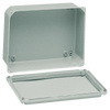 Caja de Acero de Superficie 256x206x61 mm//Surface Steel Box - 256x206x61 mm