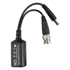 Balun HD Pasivo PULSAR® (Datos y Alimentación) con Conector BNC + Jack de 2.1/5.5mm//PULSAR® Passive Video HD and Power Transmitter (BNC Plug 2.1/5.5)