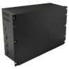 "7U/150mm/17 Ah two-level RACK Security enclosure for RACK19"" cabinets//7U/150mm/17 Ah Two-Level Security Enclosure for 19"" Rack Cabinets"