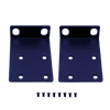 Soporte PLANET™ para Switches Gestionables Capa 2 (10'') - Azul Marino//PLANET™ Mounting Kit for L2 Switches (10'' Rack) - Dark Blue