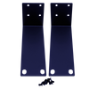 Soporte PLANET™ para Switches Gestionables Capa 2 (19'') - Azul Marino//PLANET™ Mounting Kit for L2 Switches (19'' Rack) - Dark Blue