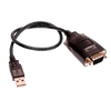 Cable USB a RS232 para Centrales PYRONIX™//USB to RS232 Cable for PYRONIX™ Panels