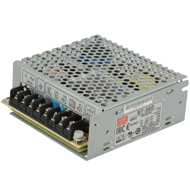 Fuente MEANWELL® RT-50//MEANWELL® RT-50 Power Supply Unit