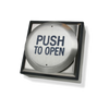Pulsador de Salida CDVI® 'PUSH TO OPEN'//CDVI® 'PUSH TO OPEN' Output Push Button