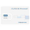 Tarjeta Chip HID® iCLASS™ SE (Pack de 10 Uds.)//HID® iCLASS™ SE Chip Card (Pack of 10 Units)