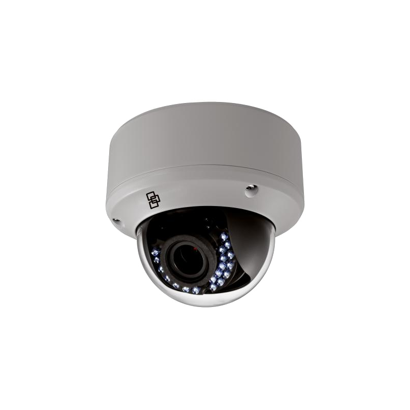 Minidomo UTC™ TruVision™ HD-TVI 1MPx 2.8-12mm con IR 40m//UTC™ TruVision™ HD-TVI TVD-2402 Mini Dome