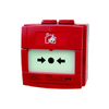 Pulsador de Alarma KAC® Convencional EEx ia para Exteriores con IP67//KAC® Alarm Push Button of Eex ia Conventional for Outdoors with IP67