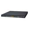Switch Core Gestionable PLANET™ de 24 Puertos Gigabit (+4 SFP) Capa 3 - Apilable//PLANET™ 24-Port (+4 SFP) Gigabit Manageable Core Switch Layer 3 - Stackable
