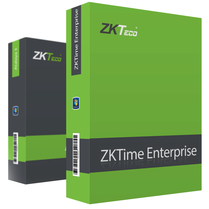 Licencia ZKTime™ Enterprise (Empleados Ilimitados) - Puesto Adicional//ZKTime ™ Enterprise License (Unlimited Employees) - Additional Desktop