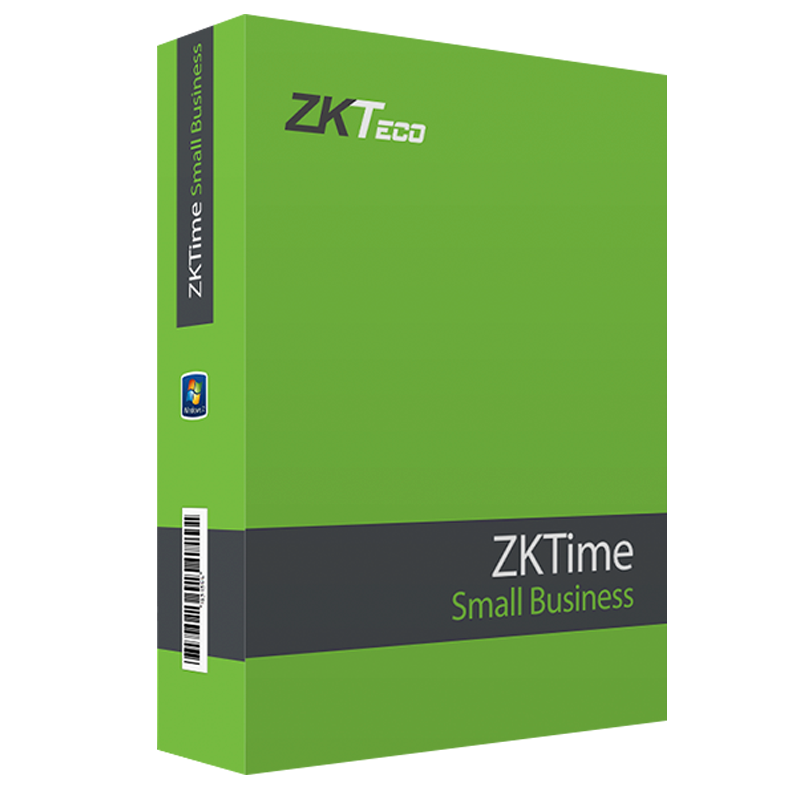 Licencia Monopuesto ZKTime™ Small Business (Sin Límite Empleados)//ZKTime™ Small Business 1 Desktop License (Unlimited Employees)
