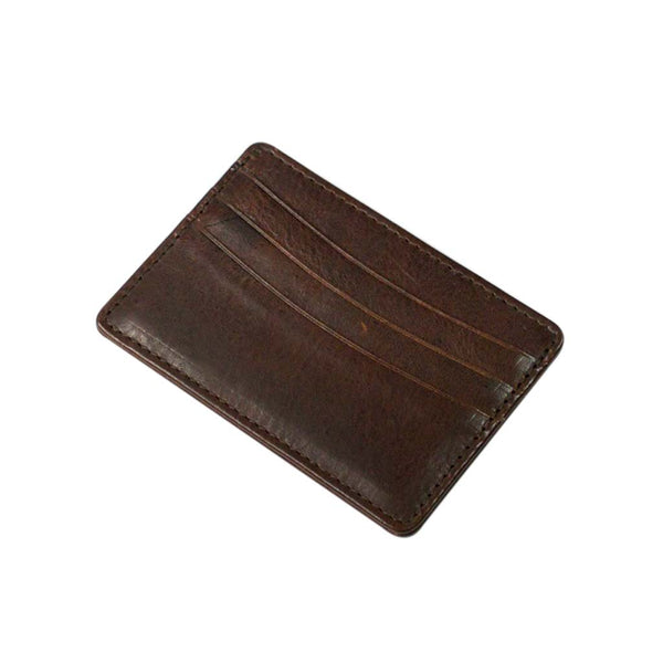This promotional credit card holder is made from genuine leather and can be branded with a blind embossed logo to the front. Supplied in a lift off lid box.
