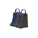 This promotional zipped wellie boot bag is made from reach compliant, 600d polyester and includes a mesh ventilation, name card holder on one side of bag and a carry handle.