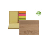 Bamboo Sticky Notes / Page Markers