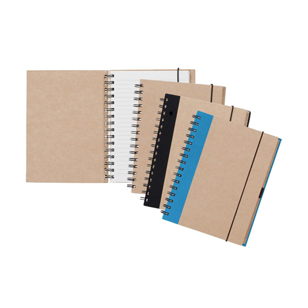 Birchley' A5 Spiro Notebook