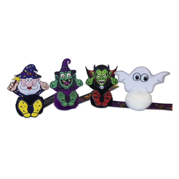 This promotional Halloween character logobugs are a spooktacular way to promote your brand. These fun logobugs are printed full colour to the ribbon with your logo and design. These are 'wicked' giveaways over the Halloween period and will ensure your clients remember you!