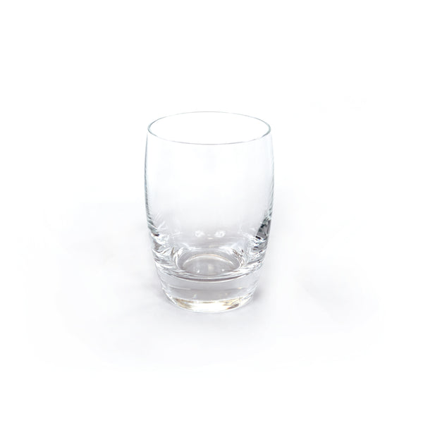 This promotional whisky tumbler is branded with your logo laser engraved onto the side of the glass