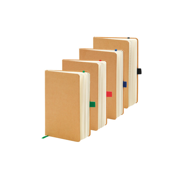 Broadstairs A5 Kraft Paper Notebook