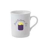 This promotional mug can be branded with a 1 colour or full colour print. This mug has a 300 ml capacity