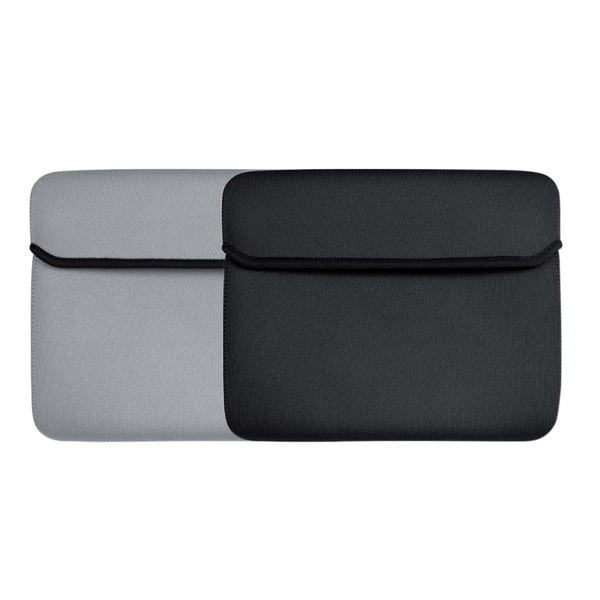 This promotional tablet pouch is made from neoprene and is branded with a 1 colour or full colour print to the front. This tablet pouch features contrasted trimming.