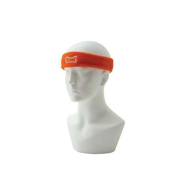This promotional headband can be pantone matched to any colour. You can also brand this sweatband up to 5k stitches with your logo or message