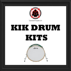 KIK DRUM PACKS