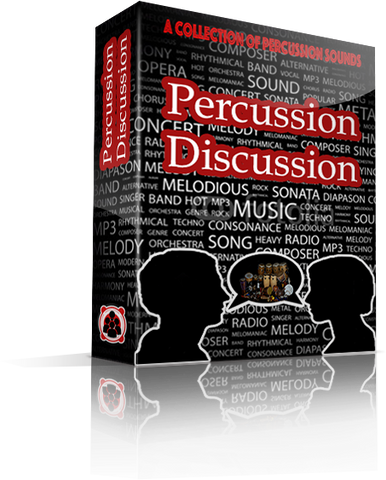 Percussion Discussion - SpeakerPeople