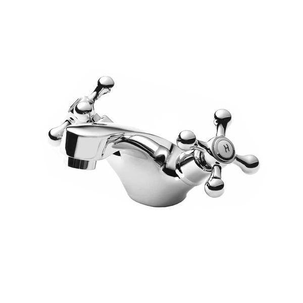 Grifo bimando retro ASHLEY para lavabo