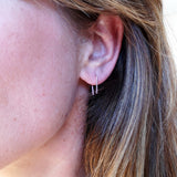Staple Earrings