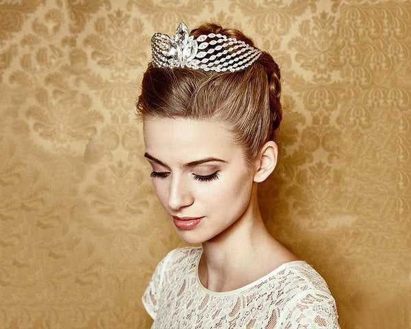 "The Story Behind ""The Rising Star"" Opera Ball Tiara by Marie Boltenstern"