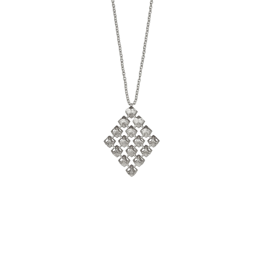 'RESONANCE' necklace 925 sterlingsilver