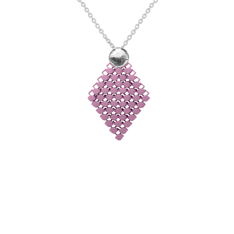 FABNORA AMALFI | Amethyst Violet | Necklace S