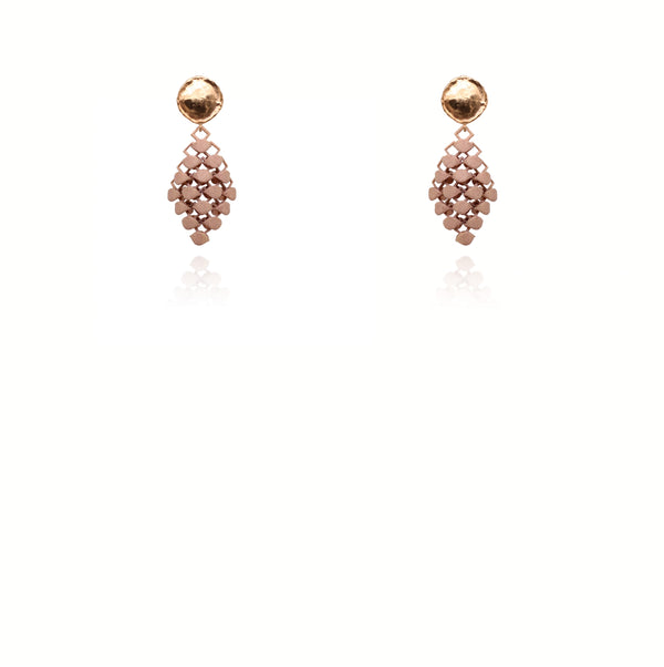 FABNORA | Classic Beige | Earrings Mini