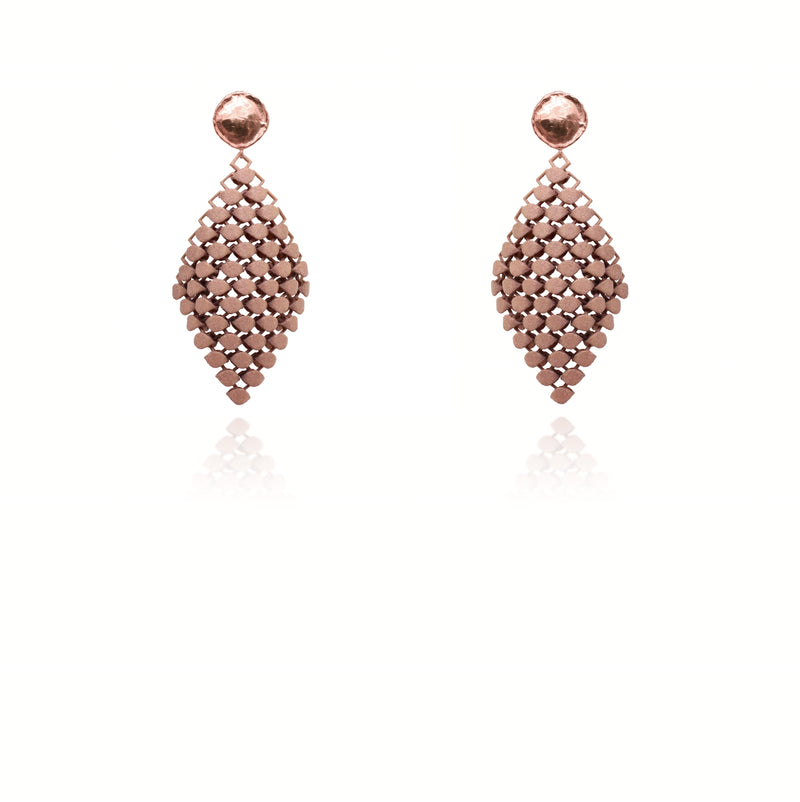 FABNORA | Classic Beige | Earrings S