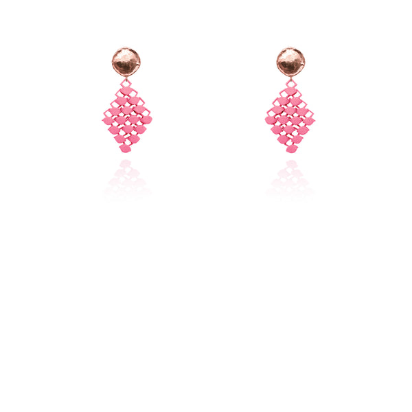 FABNORA | Candy Pink | Earrings Mini