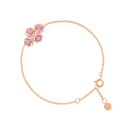 EMBRACE VIENNA ROYAL Cloud Bracelet 18ct Rose Gold