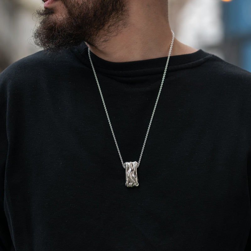 Designer pendant BERLIN ADDICT Men's Necklace - Boltenstern
