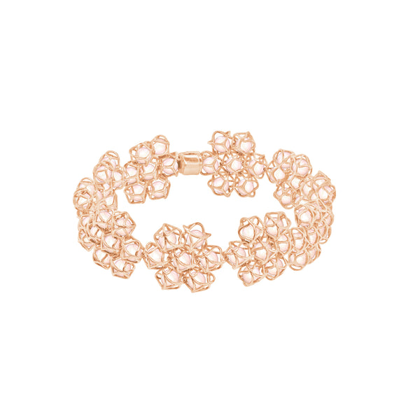 EMBRACE COUTURE TOKYO CHERRY BLOSSOM Flower Bracelet