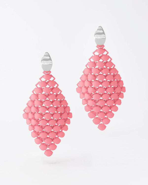 FABNORA Essence | Lemonade Pink | Earrings Small