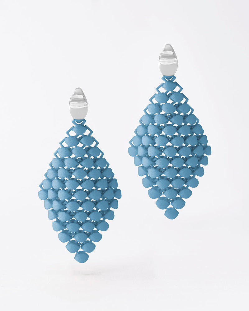 FABNORA Essence | Topaz Blue | Earrings Small