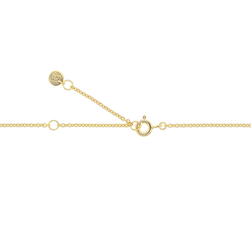 EMBRACE TUSCANY SUNSET  3-Star Bracelet 18ct Yellow Gold