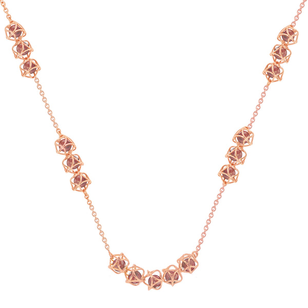 EMBRACE HONG KONG Multi-Star Necklace